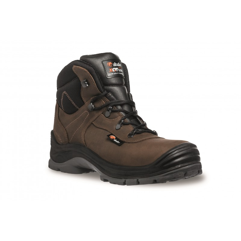 grossiste eba8a c6337 Chaussures de sécurité Hautes S3 SRC - ALPAC OURS